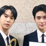 【NCT】nct127が大衆文化芸術賞を受賞!表彰式にはドヨンとジェヒョンが出席