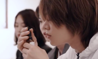 【NCT】nct127 ジャニ、ドヨン、ユウタがファンと香水作り♡ティーザー動画、本編は後ほど公開