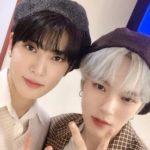 【NCT】nct127 ジェヒョンがミニョクとおしゃべり♡人気歌謡司会組〜♡