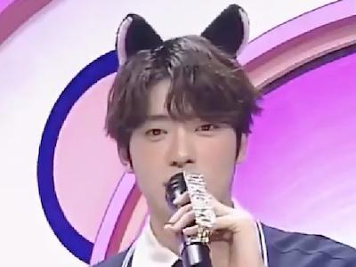 【NCT】夢だけど夢じゃなかった!ジェヒョンが猫ちゃんになっとる・・・リアルガチ猫耳・・・