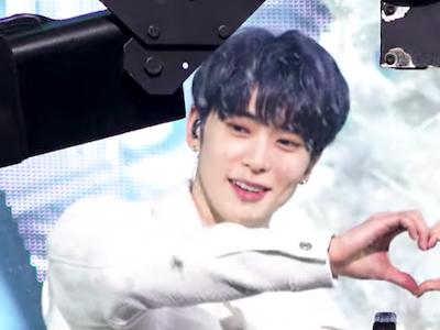【NCT】nct127 ジェヒョンが人気歌謡でスペシャルステージを披露・・・