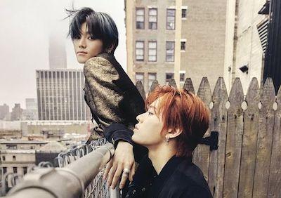 【NCT】巡り合ったことが奇跡、日韓の熱愛はここにもアリ【ユウタ/テヨン】