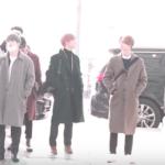【NCT】nct127 メンバーたちが韓国から日本へ【200103/空港ファッション】