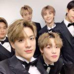 【NCT】nctdream メンバーたちが2020大韓民国歌手大祭典に出演するため出勤