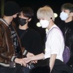 【SuperM】メンバー達がLAへ!テヨン、マーク、テン、ルーカス【空港ファッション】