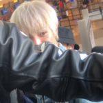 【SuperM】ファンがテヨンにぬいぐるみを渡そうとするも、セキュリティが完璧ガード!