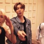 【NCT】EXOチャニョルとセフンの動画にユウタ、ジャニ、ドヨンがちょっぴり出演♡