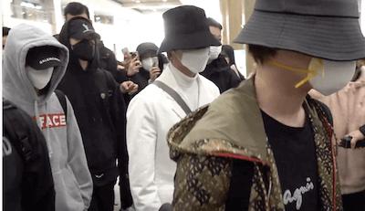 【NCT】nctdream メンバーたちが 仁川空港へと帰国♡【200302/空港ファッション】