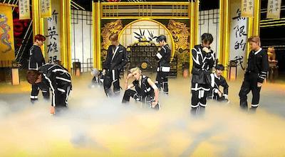 【NCT】nct127 『英雄 (Kick It)』 カムバックした彼らがミュージックバンクに出演しました♡
