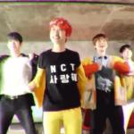 【NCT】NCTサランへTシャツを見たときのメンバーたちの反応かわいすぎる