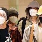 【NCT】nct127 メンバーたちがヒューストンから帰って来たぞ!仁川空港へ到着
