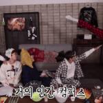 【NCT】nct127 『オンマが寝た後に』に出演したメンバーたちのわちゃわちゃw w w