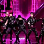 【NCT】人気歌謡に出演したnct127 !オールブラック衣装♡
